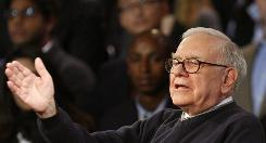 Warren Buffett doesn't have a lot of famous namesakes. 